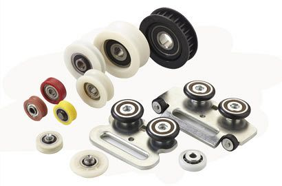 Bearings with Plastic and Accessories